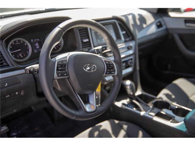 2019 Hyundai Sonata ESSENTIAL (Stk: P6612) in Vancouver - Image 11 of 27