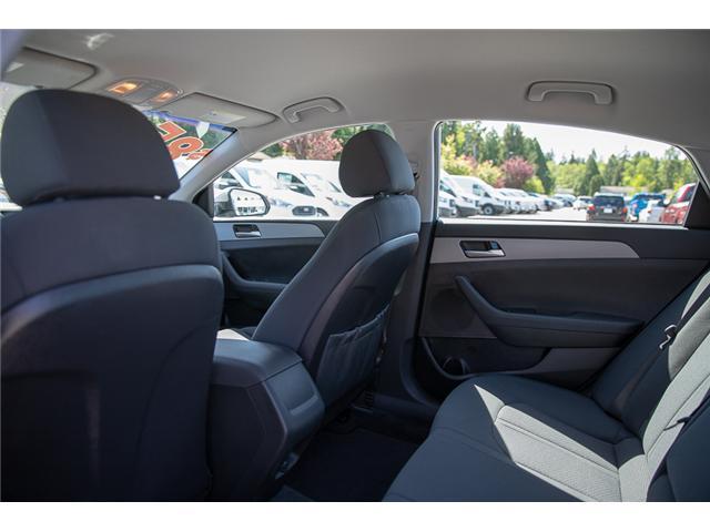 2019 Hyundai Sonata ESSENTIAL (Stk: P6612) in Vancouver - Image 12 of 27
