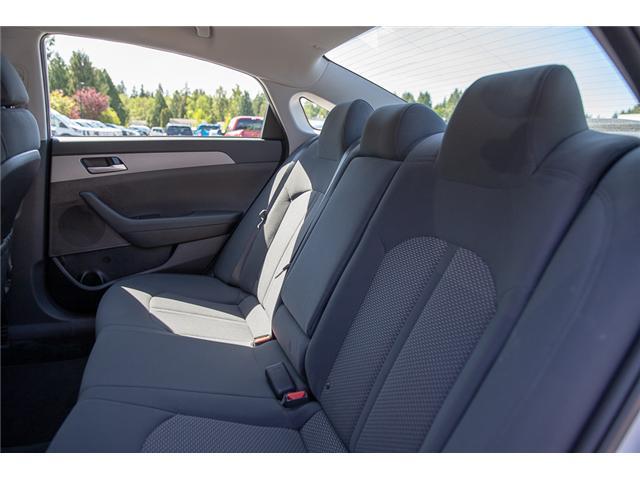 2019 Hyundai Sonata ESSENTIAL (Stk: P6612) in Vancouver - Image 13 of 27