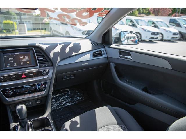 2019 Hyundai Sonata ESSENTIAL (Stk: P6612) in Vancouver - Image 15 of 27