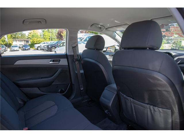 2019 Hyundai Sonata ESSENTIAL (Stk: P6612) in Vancouver - Image 16 of 27