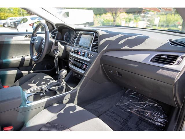 2019 Hyundai Sonata ESSENTIAL (Stk: P6612) in Vancouver - Image 17 of 27