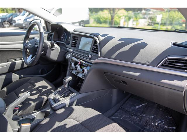 2019 Hyundai Elantra Preferred (Stk: P7686) in Vancouver - Image 19 of 29