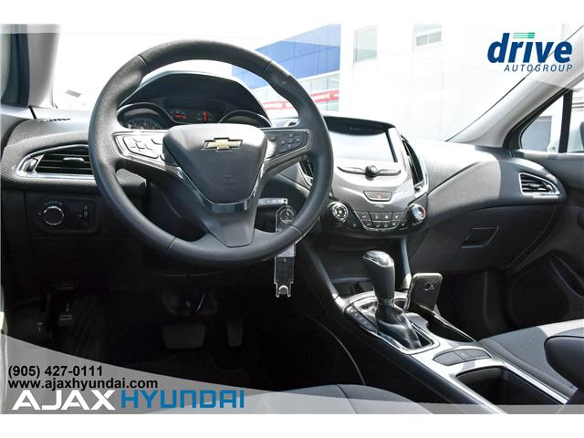 2017 Chevrolet Cruze LT Auto (Stk: P4718) in Ajax - Image 2 of 31