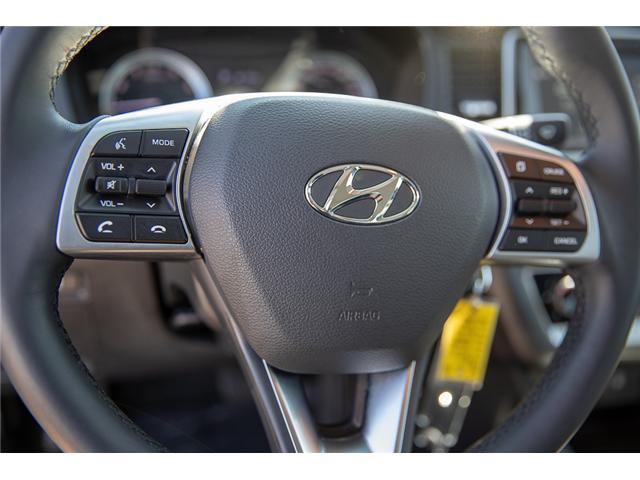 2019 Hyundai Sonata ESSENTIAL (Stk: P6612) in Vancouver - Image 20 of 27