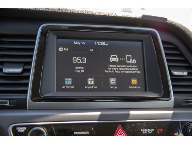 2019 Hyundai Sonata ESSENTIAL (Stk: P6612) in Vancouver - Image 22 of 27