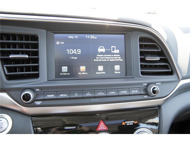 2019 Hyundai Elantra Preferred (Stk: P7686) in Vancouver - Image 24 of 29