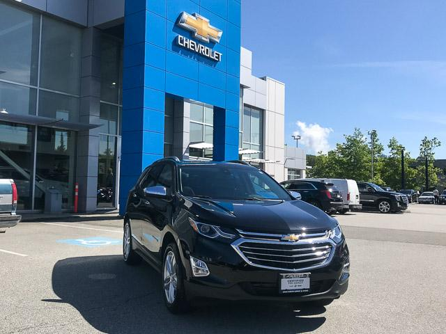 2018 Chevrolet Equinox Premier (Stk: 972280) in North Vancouver - Image 2 of 27