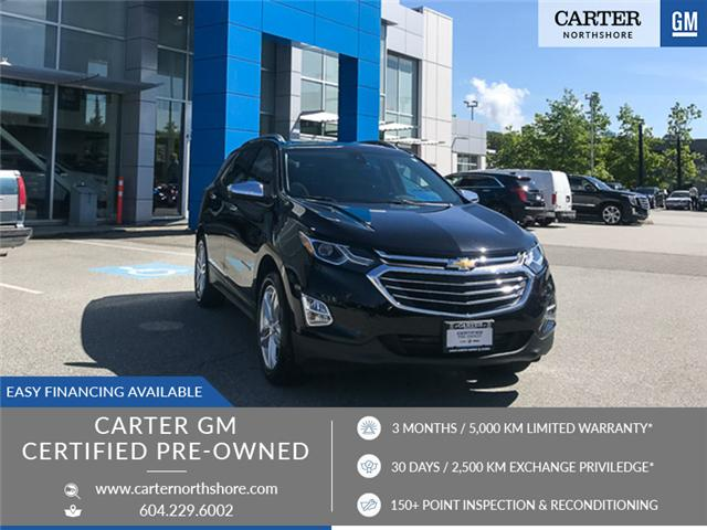 2018 Chevrolet Equinox Premier (Stk: 972280) in North Vancouver - Image 1 of 27