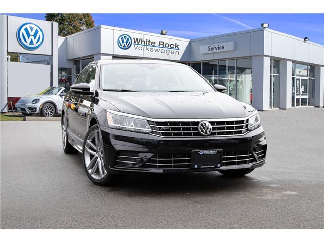 2018 Volkswagen Passat 2.0 TSI Highline 1VWEA7A37JC000465 JP000465 in Vancouver