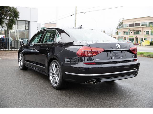 2018 Volkswagen Passat 2.0 TSI Highline (Stk: JP000465) in Vancouver - Image 5 of 30