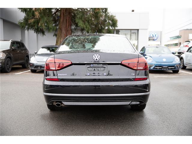 2018 Volkswagen Passat 2.0 TSI Highline (Stk: JP000465) in Vancouver - Image 6 of 30