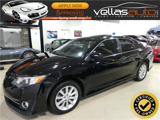 2012 Toyota Camry SE V6 (Stk: TI3970) in Vaughan - Image 1 of 24