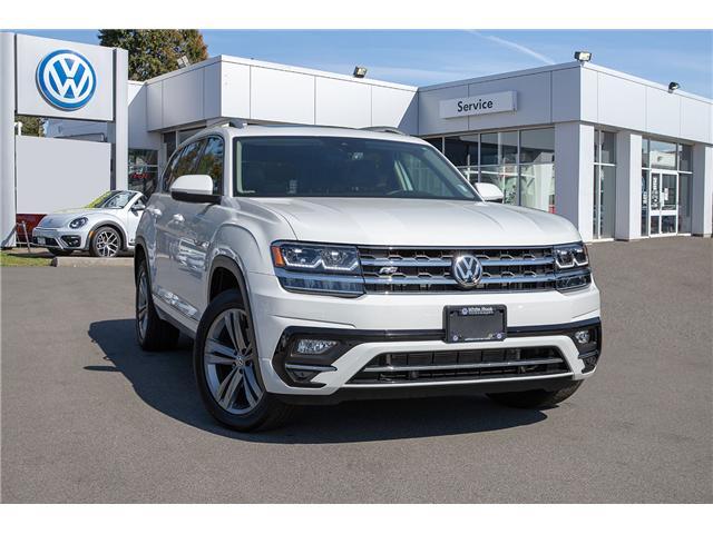 2019 Volkswagen Atlas 3.6 FSI Execline 1V2TR2CA8KC505125 KA505125 in Vancouver