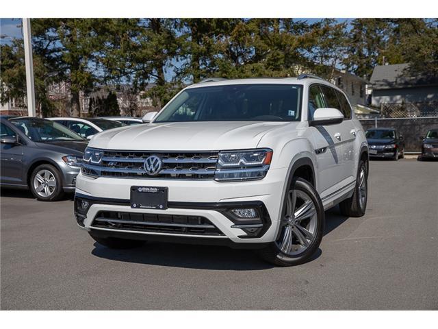 2019 Volkswagen Atlas 3.6 FSI Execline (Stk: KA505125) in Vancouver - Image 3 of 30