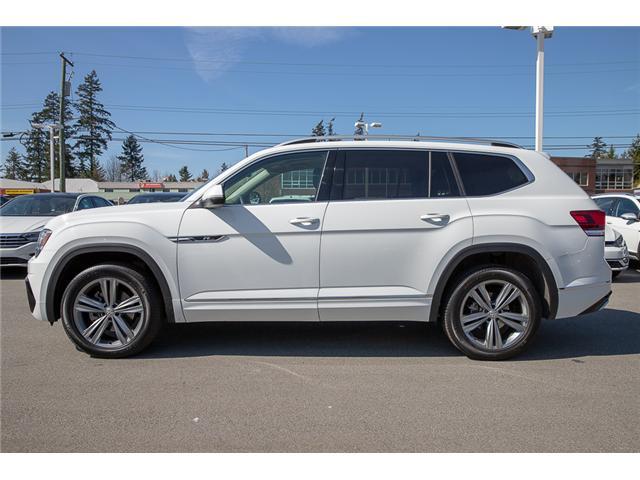 2019 Volkswagen Atlas 3.6 FSI Execline (Stk: KA505125) in Vancouver - Image 4 of 30