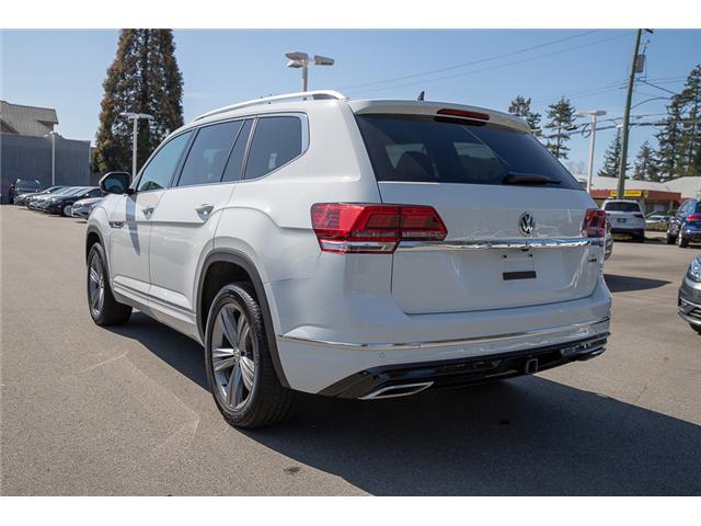 2019 Volkswagen Atlas 3.6 FSI Execline (Stk: KA505125) in Vancouver - Image 5 of 30