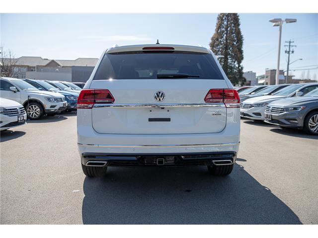 2019 Volkswagen Atlas 3.6 FSI Execline (Stk: KA505125) in Vancouver - Image 6 of 30