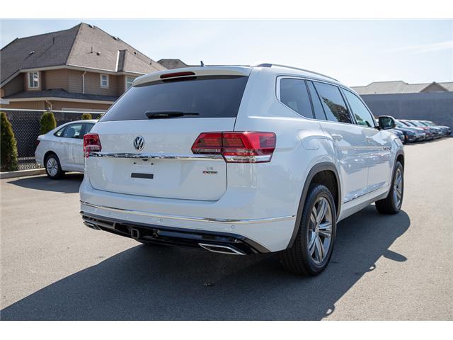 2019 Volkswagen Atlas 3.6 FSI Execline (Stk: KA505125) in Vancouver - Image 7 of 30