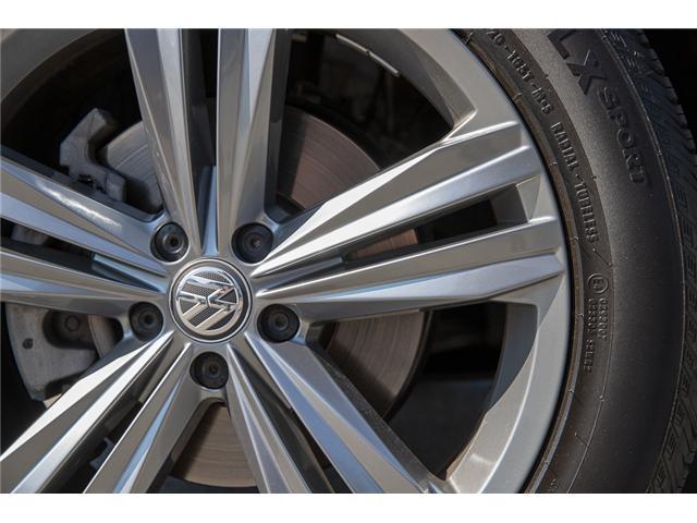 2019 Volkswagen Atlas 3.6 FSI Execline (Stk: KA505125) in Vancouver - Image 11 of 30
