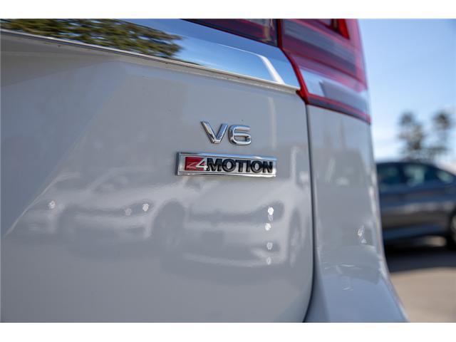 2019 Volkswagen Atlas 3.6 FSI Execline (Stk: KA505125) in Vancouver - Image 12 of 30