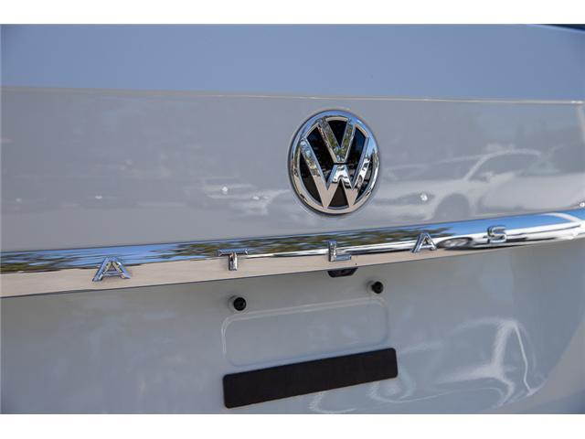 2019 Volkswagen Atlas 3.6 FSI Execline (Stk: KA505125) in Vancouver - Image 13 of 30