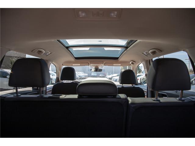 2019 Volkswagen Atlas 3.6 FSI Execline (Stk: KA505125) in Vancouver - Image 15 of 30