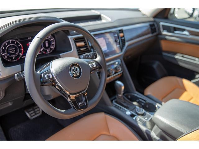 2019 Volkswagen Atlas 3.6 FSI Execline (Stk: KA505125) in Vancouver - Image 18 of 30