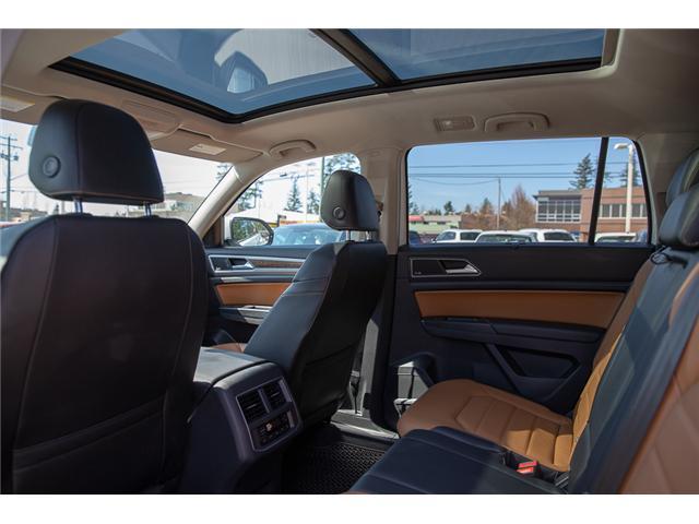 2019 Volkswagen Atlas 3.6 FSI Execline (Stk: KA505125) in Vancouver - Image 19 of 30
