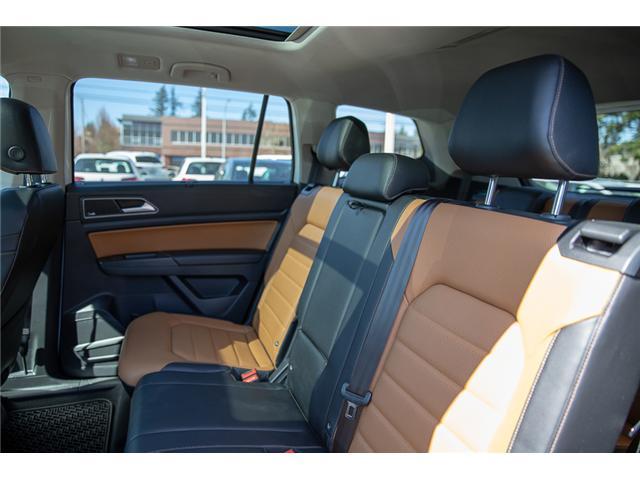2019 Volkswagen Atlas 3.6 FSI Execline (Stk: KA505125) in Vancouver - Image 20 of 30