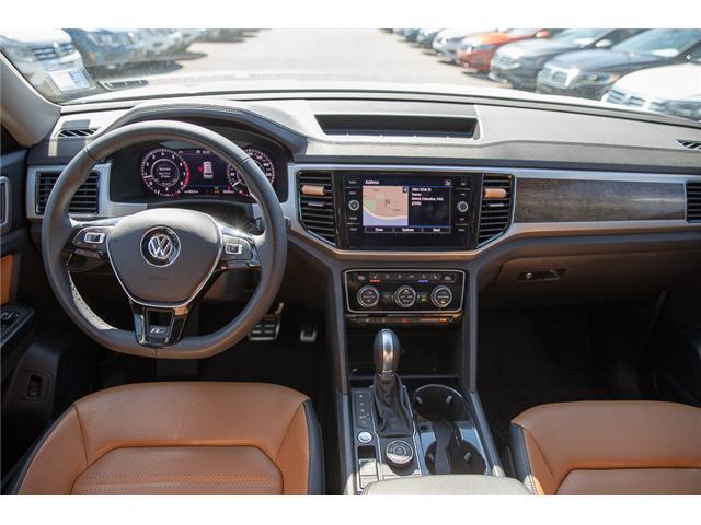 2019 Volkswagen Atlas 3.6 FSI Execline (Stk: KA505125) in Vancouver - Image 21 of 30
