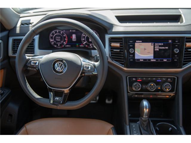 2019 Volkswagen Atlas 3.6 FSI Execline (Stk: KA505125) in Vancouver - Image 22 of 30