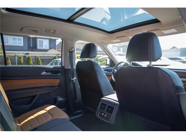 2019 Volkswagen Atlas 3.6 FSI Execline (Stk: KA505125) in Vancouver - Image 24 of 30
