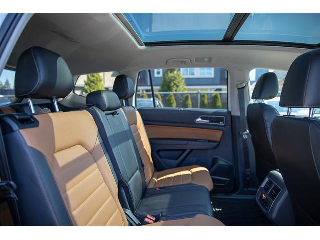 2019 Volkswagen Atlas 3.6 FSI Execline (Stk: KA505125) in Vancouver - Image 25 of 30