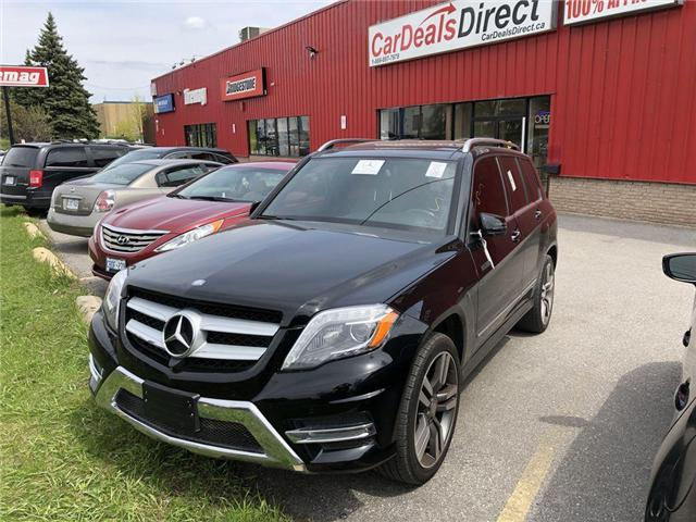 2015 Mercedes-Benz Glk-Class Base (Stk: 422164) in Vaughan - Image 1 of 13