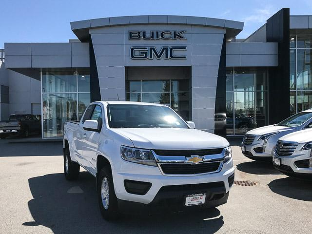 2019 Chevrolet Colorado WT (Stk: 9CL66320) in North Vancouver - Image 2 of 12