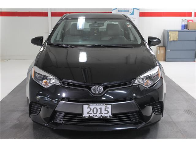2015 Toyota Corolla LE (Stk: 298117S) in Markham - Image 3 of 24