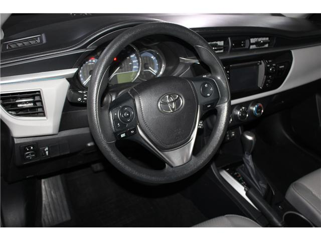 2015 Toyota Corolla LE (Stk: 298117S) in Markham - Image 8 of 24