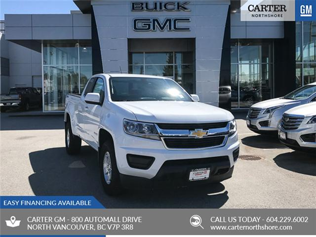 2019 Chevrolet Colorado WT (Stk: 9CL66320) in North Vancouver - Image 1 of 12