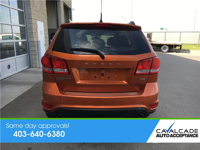 2011 Dodge Journey R/T (Stk: R59684) in Calgary - Image 5 of 22