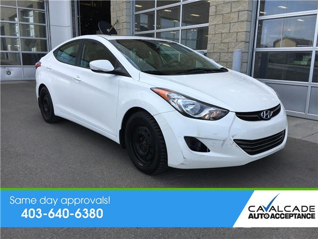 2013 Hyundai Elantra Limited (Stk: R59720) in Calgary - Image 1 of 20