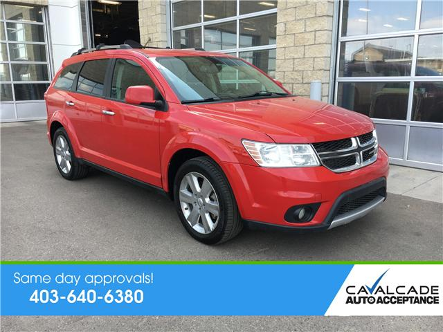 2012 Dodge Journey R/T (Stk: R59721) in Calgary - Image 1 of 19