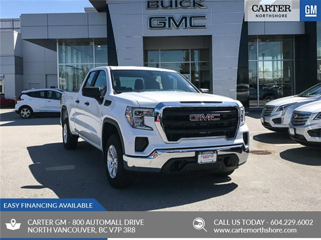 2019 GMC Sierra 1500 Base (Stk: 9R92270) in North Vancouver - Image 1 of 13