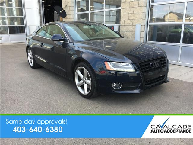 2009 Audi A5 3.2L (Stk: R59792) in Calgary - Image 1 of 21