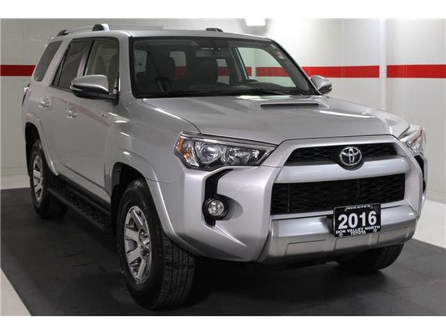 2016 Toyota 4Runner SR5 (Stk: 298080S) in Markham - Image 2 of 26