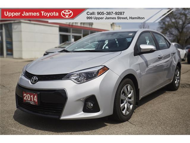 2014 Toyota Corolla S (Stk: 13934) in Hamilton - Image 1 of 18
