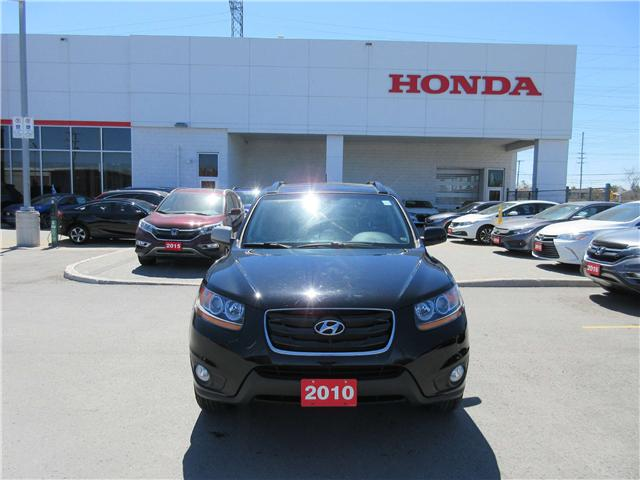 2010 Hyundai Santa Fe Limited 3.5 (Stk: 27026A) in Ottawa - Image 2 of 11