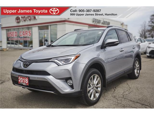 2018 Toyota RAV4 Limited (Stk: 69504) in Hamilton - Image 1 of 23