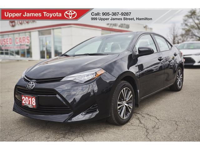 2018 Toyota Corolla LE (Stk: 79326) in Hamilton - Image 1 of 20