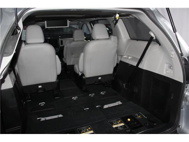 2016 Toyota Sienna Limited 7-Passenger (Stk: 298181S) in Markham - Image 26 of 28